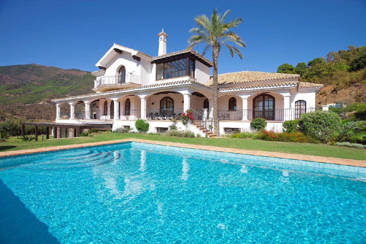 Pick Of The Week A Mansion In La Zagaleta Tranio Com