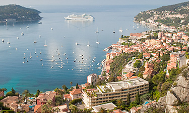 Côte d'Azur (French Riviera)