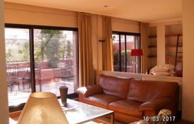 6 bedroom apartments for sale in Spain. Two-level penthouse with a terrace and a view of the city, Girona, Spain