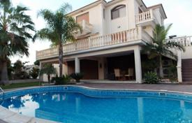 Luxury houses for sale in Mouttagiaka. Four Bedroom Villa