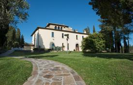 Luxury houses for sale in Umbria. Historic noble estate of XVI century, in Città di Castello, Italy