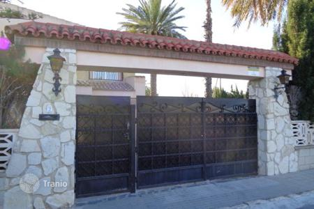 Foreclosed 4 bedroom houses for sale in Valencia. Villa - Sant Joan d'Alacant, Valencia, Spain