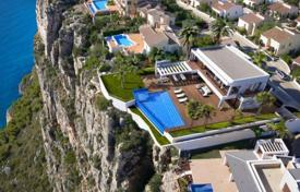 Luxury houses for sale in Benitachell. Villa of 5 bedrooms in Benitaxell