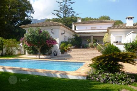 Luxury 6 bedroom houses for sale in Valencia. Villa – Denia, Valencia, Spain