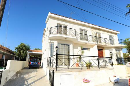 Coastal townhouses for sale in Larnaca. Four Bedroom Semi Detached House