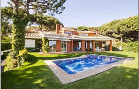 Property for sale in Costa del Maresme. Villa in Cabrils, Barcelona, Spain