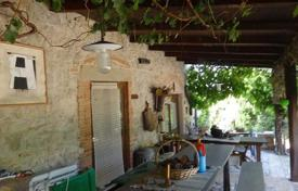 Houses for sale in Manciano. Renovated two-storey villa overlooking the sea in Manciano, Tuscany, Italy