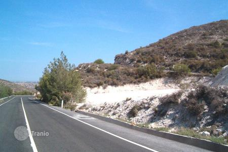 Cheap land for sale in Skarinou. Agricultural Land