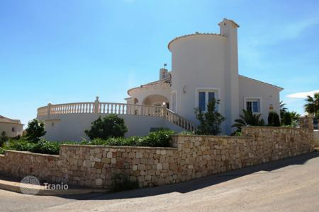 4 bedroom houses for sale in Cumbre. Villa of 4 bedrooms in Benitachell