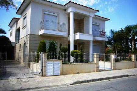 Luxury 4 bedroom houses for sale in Cyprus. Villa – Germasogeia, Limassol, Cyprus
