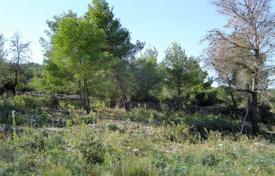 Coastal development land for sale in Croatia. Spacious plot of land with sea views and communications, Ciovo, Croatia