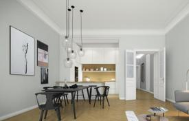 Property for sale in Josefstadt. Spacious apartment with a balcony, in a restored building with an elevator and an underground garage, in the 8th district of Vienna, Austria