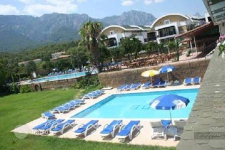 Commercial property for sale in Western Asia. Hotel on the first sea line in Antalya Province, Turkey