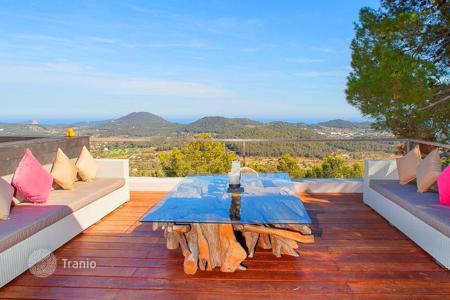 Property to rent in Balearic Islands. Rent a new luxury villa with panoramic sea views