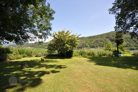Land for sale in Central Europe. Development land – Magliaso, Lugano, Ticino, Switzerland
