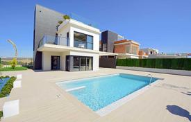 4 bedroom houses for sale in Alicante. Luxury villa with 4 bedrooms and panoramic views in Orihuela Costa