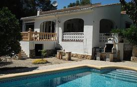 Residential for sale in Jesus Pobre. Villa/ Detached of 3 bedrooms in Dénia