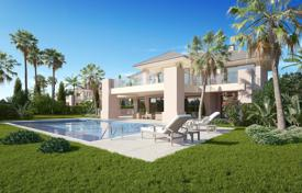 5 bedroom houses for sale in Benahavis. New Magnificent Luxury Modern Villa, Los Flamingos Golf Resort, Benahavis