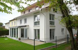 Houses for sale in Germany. Modern house with a private garden, a garage and a winter garden, Starnberg, Germany