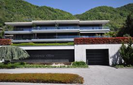 Luxury 2 bedroom apartments for sale in Central Europe. Apartment – Morcote, Ticino, Switzerland