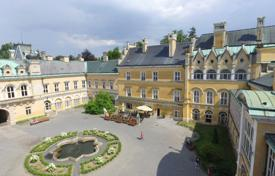 Luxury property for sale in the Czech Republic. Castle – Havlickuv Brod, Vysocina, Czech Republic