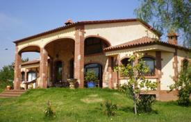 Houses for sale in Botarell. Luxury villa with a large plot and sea views, Botarell, Spain