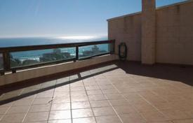 Houses for sale in Valencia. 580 m² house 450 m² plot 4 floors 4 bedrooms 5 terrace with sea views swimming pool BBQ fully furnished