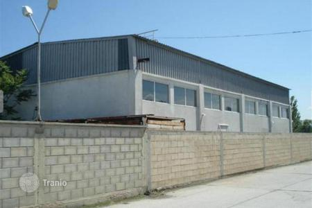 Industrial real estate for sale in Europe. Warehouse – Varna, Bulgaria