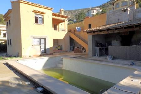 Cheap 4 bedroom houses for sale in Spain. Villa - Benitachell, Valencia, Spain