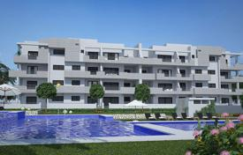2 bedroom apartments for sale in La Zenia. Luxury penthouse with solarium and private pool in La Zenia