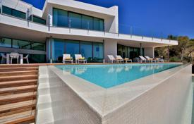 Bank repossessions property in Southern Europe. Villa – Es Cubells, Ibiza, Balearic Islands,  Spain