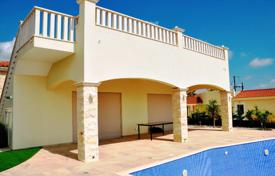 Luxury 3 bedroom houses for sale in Paphos. Villa with Mediterranean Sea views