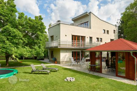 Luxury houses for sale in Prague. Villa – Praha 6, Prague, Czech Republic