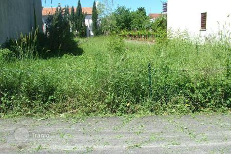 Development land for sale in Fažana. Building land For sale building land in Valbandon