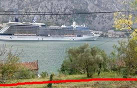 Land plot with building project in Kotor Bay for 185,000 €