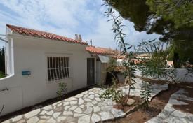 1 bedroom houses for sale in Spain. Cozy house with a garden and mountain views in Altea, Costa Blanca, Spain