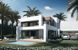 Houses with pools for sale in El Paraíso. Stylish Modern Villa from Azure Collection Project in El Paraiso, Estepona