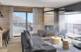 4 bedroom apartments for sale in Chatel. Spacious apartment with a balcony, in a new residence, next to the cable car and the center of the ski resort, Chatel, France