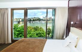 Property for sale in Budapest. Design hotel with views on UNESCO World Heritages in central Budapest