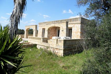 Property for sale in Apulia. Villa with sea view, Salve, Italy