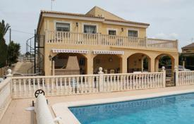 6 bedroom houses for sale in Murcia. Villa with a spacious terrace, a pool and a garden, Fortuna, Spain