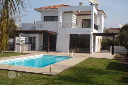 Houses for sale in Agios Theodoros. Four Bedroom Detached House with Sea Views