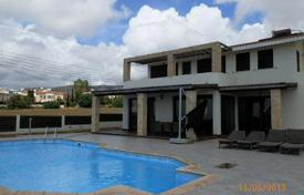 4 bedroom houses for sale in Tala. 4 bedroom villa in one of the most prestigious suburbs of Paphos — Tala