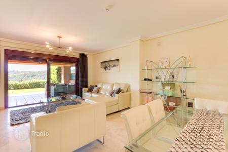 Cheap residential for sale in Andalusia. Apartment for sale in Casares Golf Gardens, 1km to the beach