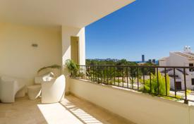 3 bedroom apartments for sale in Costa Blanca. Duplex penthouse overlooking the sea and the city of Benidorm
