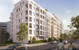 Residential from developers for sale in Germany. Two-bedroom penthouse with terrace in new building next to the Gleisdreieck park in Schöneberg, Berlin