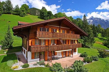 Apartments to rent in Bern District. Apartment – Grindelwald, Bern District, Switzerland