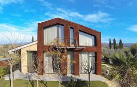 3 bedroom houses for sale in Tuscany. New designer villa with a swimming pool in Castagneto Carducci, Tuscany, Italy