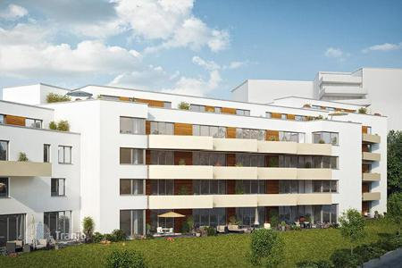 Residential for sale in Bonn. Modern apartments with a balcony in Bonn