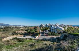 Development land for sale in Costa del Sol. Magnificent Plot in Condes de Luque (Capanes Sur), Benahavis